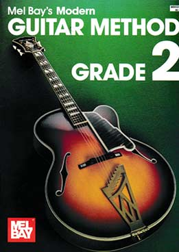 Mel Bay's Modern Guitar Method, Grade 2