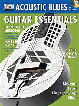 Mike Christiansen - Acoustic Blues Guitar Essentials