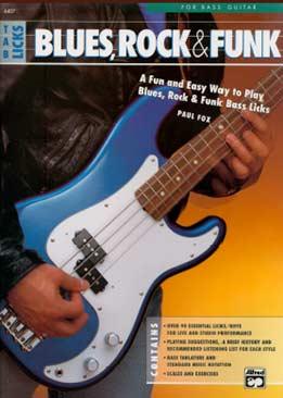 Paul Fox - Blues, Rock & Funk Bass