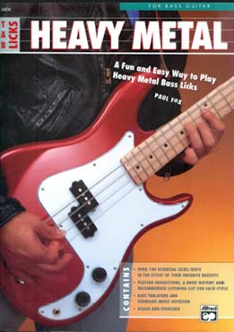 Paul Fox - Heavy Metal Bass