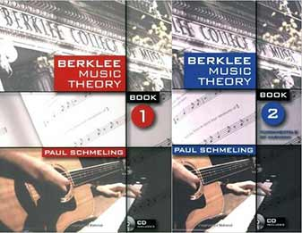 Paul Schmeling - Berklee Music Theory Vol. 1, 2