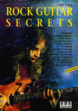 Peter Fischer - Rock Guitar Secrets