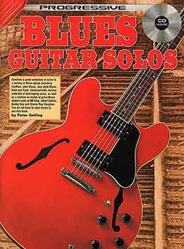 Peter Gelling - Progressive Blues Guitar Solos