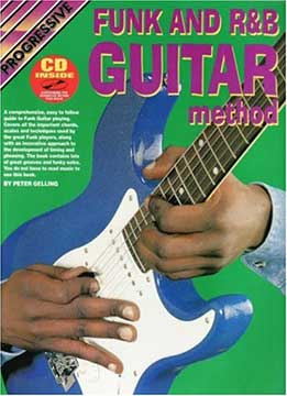 Peter Gelling — Progressive Funk & R&B Guitar Method