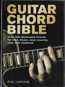 Phil Capone - Guitar Chords Bible