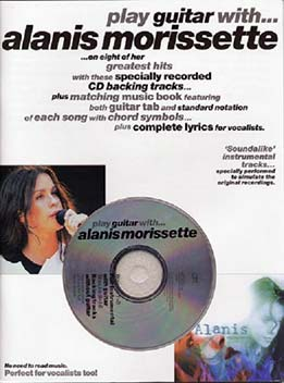 Play Guitar With - Alanis Morissette
