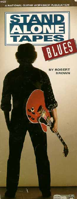 Robert Brown - Stand Alone Tapes - Blues