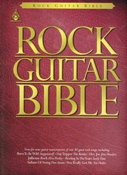 Rock Guitar Bible