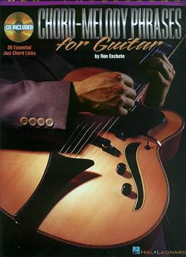 Ron Eschete - Chord-Melody Phrases For Guitar