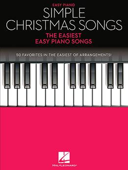 Simple Christmas Songs - The Easiest Easy Piano Songs