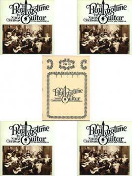 Stefan Grossman & Ton Van Bergeyk - How To Play Ragtime Guitar
