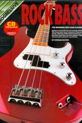Stephan Richter - Progressive Rock Bass