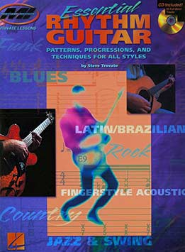 Steve Trovato - Essential Rhytm Guitar