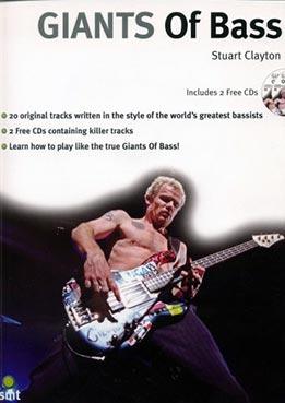 Stuart Clayton - Giants Of Bass