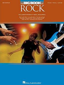 The Big Book Of Rock - 78 Classics Of Rock'n'Roll