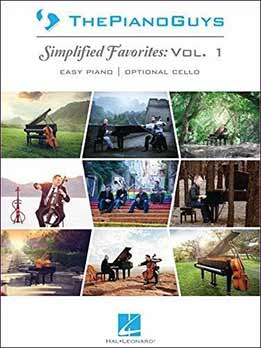 The Piano Guys - Simplified Favorites, Vol.1