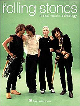 The Rolling Stones - Sheet Music Anthology