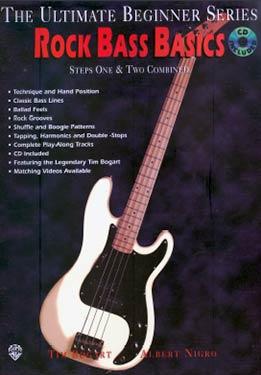 Tim Bogart - Rock Bass Basics. Step 1 & 2