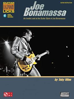Toby Wine - Joe Bonamassa Legendary Licks