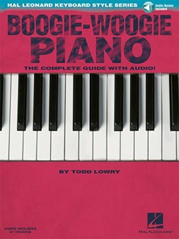 Todd Lowry - Boogie-Woogie Piano