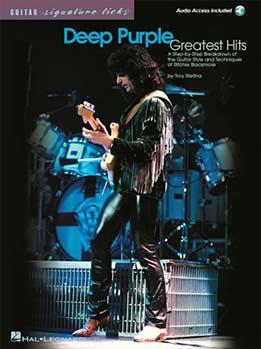 Troy Stetina - Deep Purple Signature Licks
