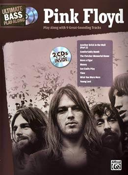 Ultimate Bass Play-Along - Pink Floyd
