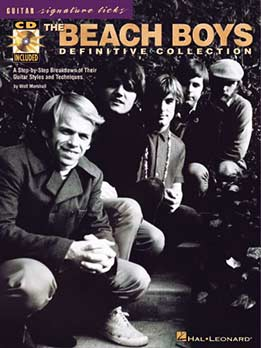 Wolf Marshall - The Beach Boys Definitive Collection