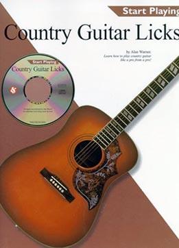 Alan Warner - Country Guitar Licks
