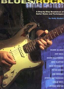 Andy Aledort - BluesRock Guitar Masters