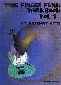 Anthony Vitti - The Finger Funk Workbook Vol. 1