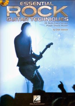 Chad Johnson - Essential Rock Guitar Techniques