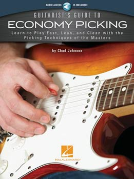 Chad Johnson - Guitarist's Guide To Economy Picking