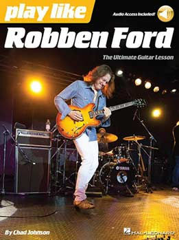 Chad Johnson - Play Like Robben Ford