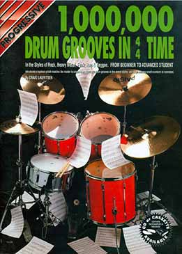 Craig Lauritsen - 1.000.000 Drum Grooves in 44 Time