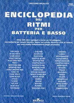 Cristiano Micalizzi - Enciclopedia Dei Ritmi Per Batteria E Basso