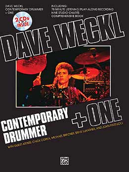 Dave Weckl - Contemporary Drummer + One