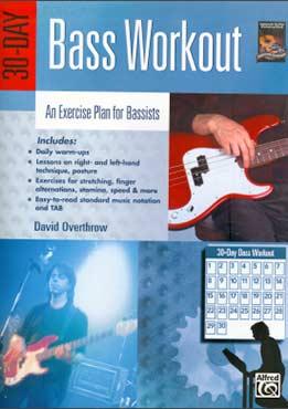 David Overthrow - 30 Day Bass Workout