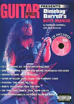 Dimebag Darrell - Riffer Madness