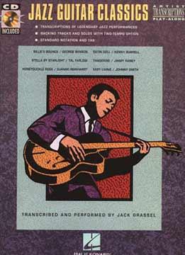 Jack Grassel - Jazz Guitar Classics