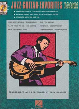 Jack Grassel - Jazz Guitar Favorites