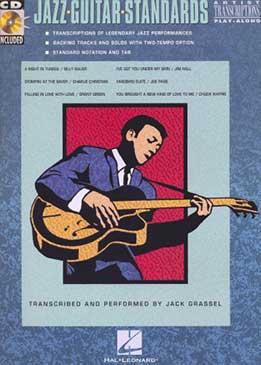 Jack Grassel - Jazz Guitar Standards