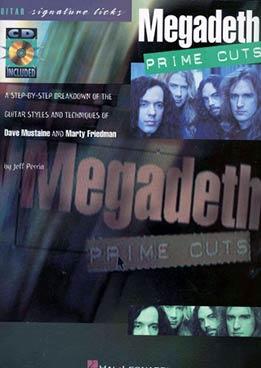 Jeff Perrin - Megadeth - Prime Cuts