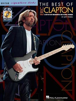 Jeff Perrin - The Best Of Eric Clapton