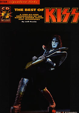Jeff Perrin - The Best Of Kiss