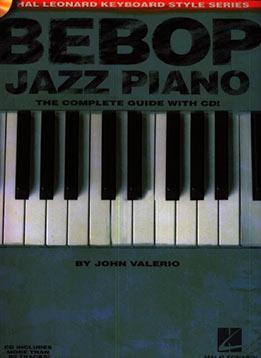 John Valerio - Bebop Jazz Piano