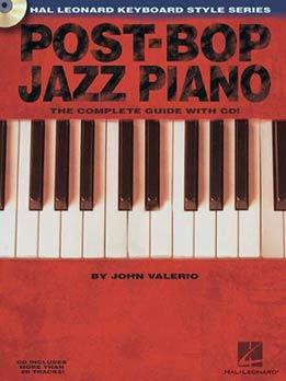 John Valerio - Post-Bop Jazz Piano