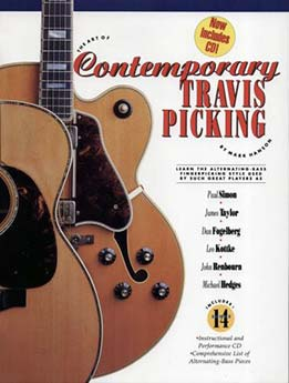 Mark Hanson - The Art Of Contemporary Travis Picking