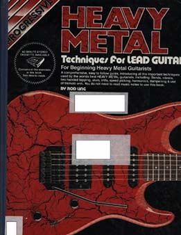 Rod Ling - Heavy Metal Guitar Technique