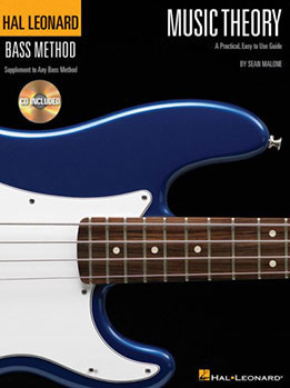 Sean Malone - Music Theory A Practical, Easy To Use Guide For Bassist