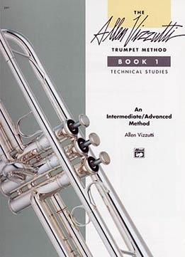 The Allen Vizzutti Trumpet Method, Book 1